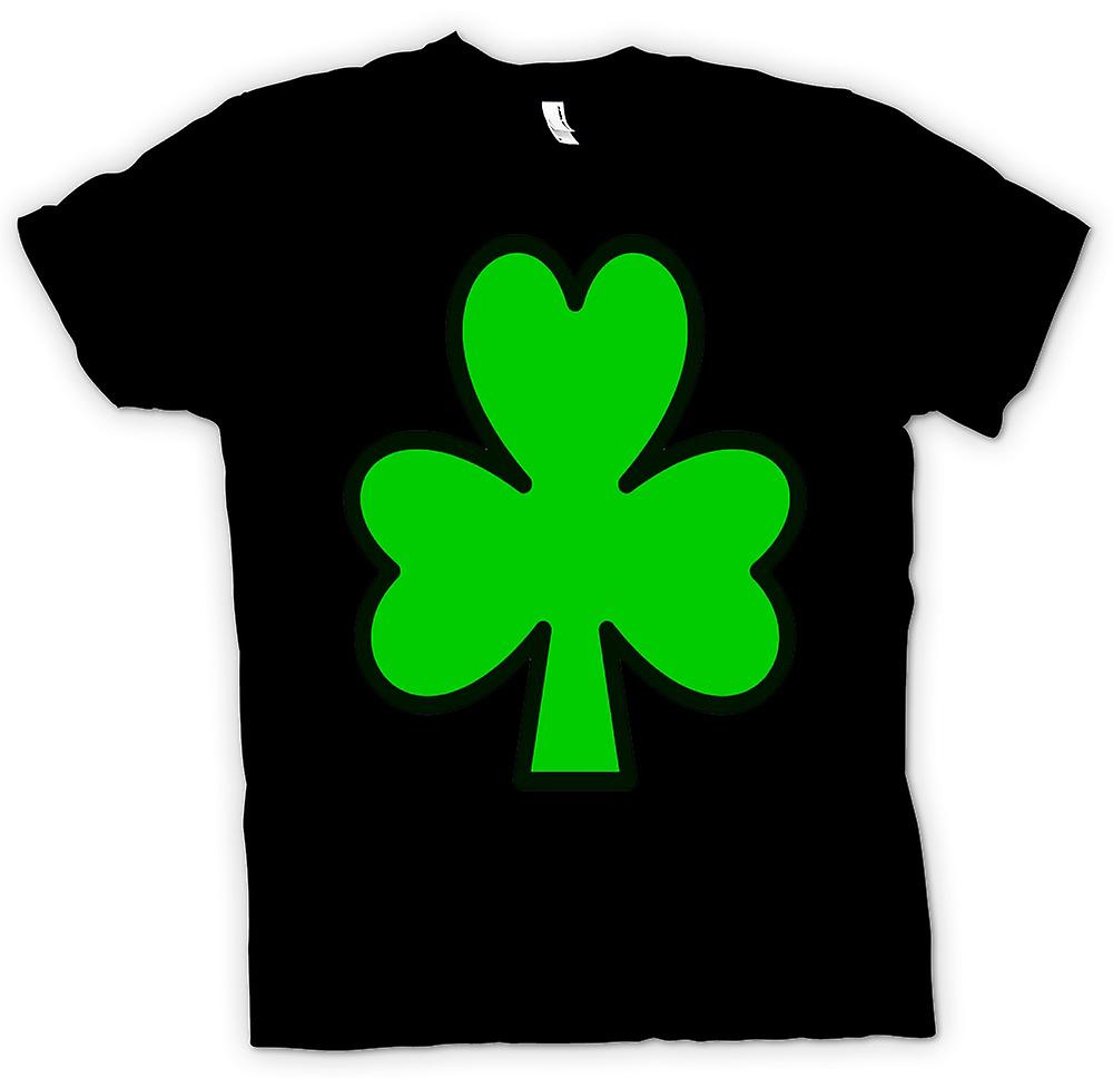 Womens T-shirt - Irish Shamrock - Funny