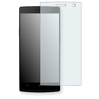 Oppo find 7 screen protector - Golebo-semi Matt protector