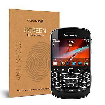 Celicious Impact Anti-Shock Shatterproof Screen Protector Film Compatible with BlackBerry Bold 9900