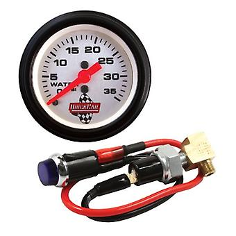 QuickCar Racing Products 61-716 Water Pressure Kit with Gauge