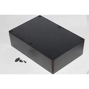 Hammond Electronics 1591XXFBK Universal Gehäuse 221 x 150 x 64 Acrylnitril Butadien Styrol Black 1 PC