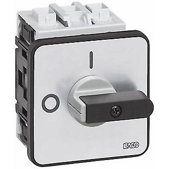 BACO BA174202 Isolator switch 50 A 1 x 90 ° Grey, Black 1 pc(s)
