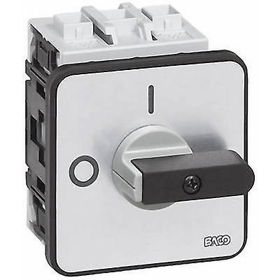 BACO BA174202 Isolator switch 50 A 1 x 90 ° gris, noir 1 pc(s)