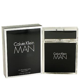 Calvin Klein CK Man Eau de Toilette 50ml EDT Spray