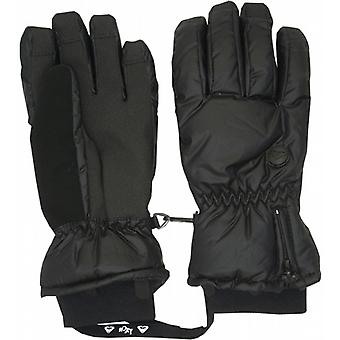 Cold Play True Black Snow Gloves