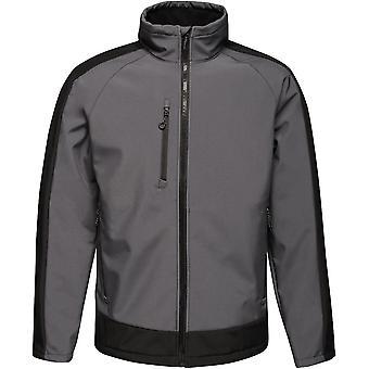 Regatta Mens Contrast Waterproof Softshell Workwear Jacket