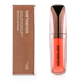 Hourglass Opaque Rouge Liquid Lipstick - # Riviera (Tangerine) - 3g/0.1oz