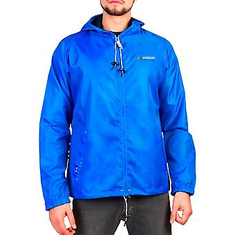 Geographical Norway Mens Royal Blue Boat Man Jacket