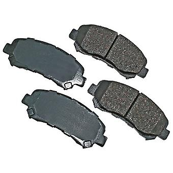 Akebono ACT1338 ProACT Ultra-Premium Ceramic Brake Pad Set