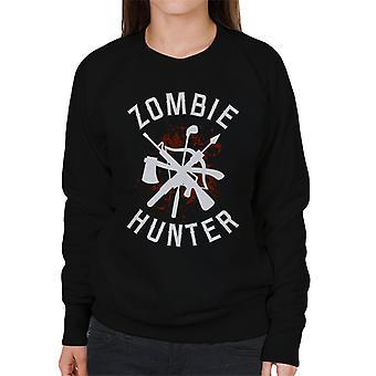 Zombie Hunter Women's Sweatshirt