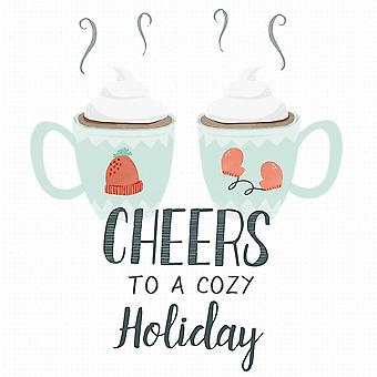 Cheers Poster Print by Cindy Willingham
