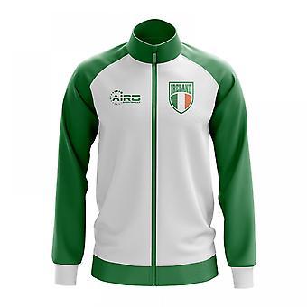 Irland konceptet fotboll Track Jacket (White)