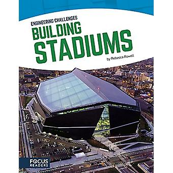 Building Stadiums by Rebecca Rowell - 9781635173222 Book