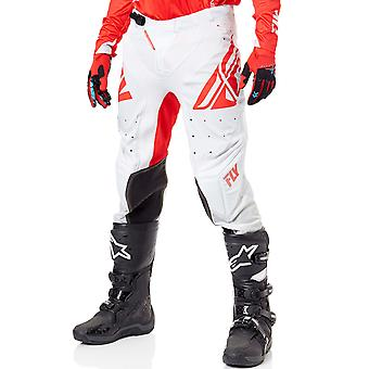 Fly Racing Red-Grey 2018 Lite Hydrogen MX Pant