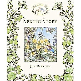 Brambly Hedge - histoire de printemps