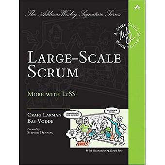 Scrum-Großprojekt: Mehr mit weniger (Addison-Wesley Signature Series (Cohn))