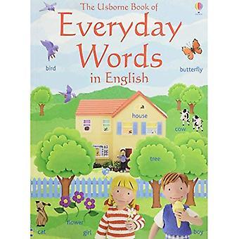 Codziennych słów - angielski (codziennych słów)
