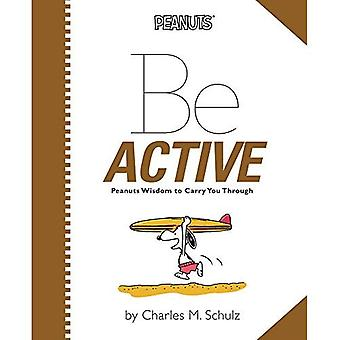 Peanuts: Be Active (Peanuts (Running Press))