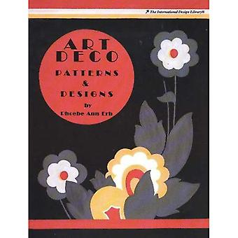 Art Deco: Patterns and Designs (International Design Library)