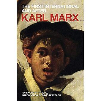 Den första internationella och efter: politiska skrifter volym 3
