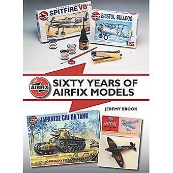 Sesenta años de modelos de Airfix