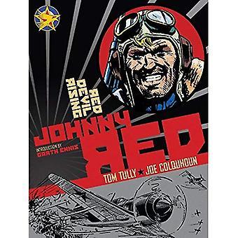 Johnny Red - Red Devil stiger