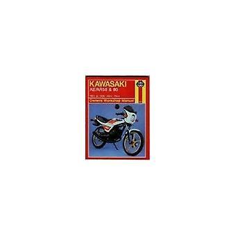 Kawasaki AE/AR50 & 80 (1981 to 1995) Owner's Workshop Manual