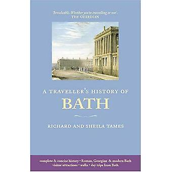 Traveller's History of Bath (Travellers Histories)
