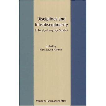 Discipline et l'interdisciplinarité dans les études de langues étrangères