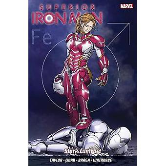 Superior Iron Man Vol. 2 Stark Contrast by Tom Taylor