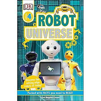 DK czytelników L4 Robot wszechświata (DK czytelników)