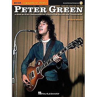 Peter Green - Signature Licks: Eine detaillierte Aufschlüsselung der seine Techniken spielen