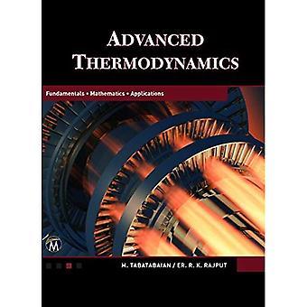 Advanced Thermodynamics: Fundamentals, Mathematics, Applications