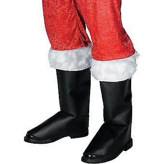 Santa Boot Top Deluxe