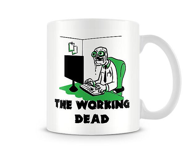 The Working Dead Mug