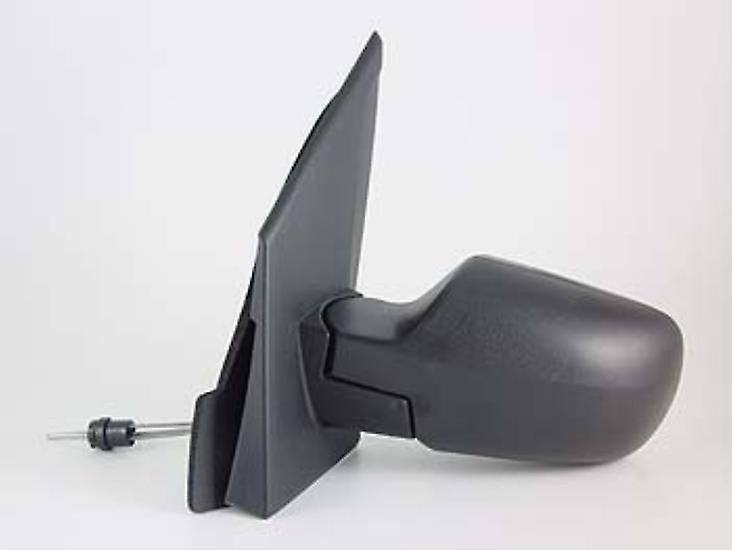 Left Passenger Side Mirror (Manual) for Ford FIESTA Van 2003-2005