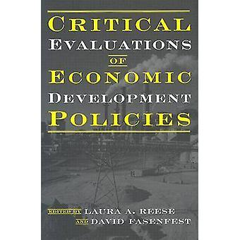 Critical Evaluations of Economic Development Policies by Fasenfest & David