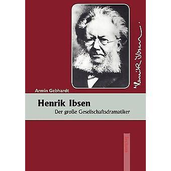 Henrik Ibsen by Gebhardt & Armin