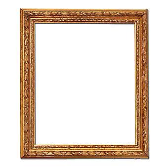 25 × 30 cm または 10 × 12 インチ、金の鏡します。