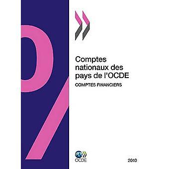 Comptes nationaux des betaler de lOCDE Comptes finansfolk 2010 av OECD publisering