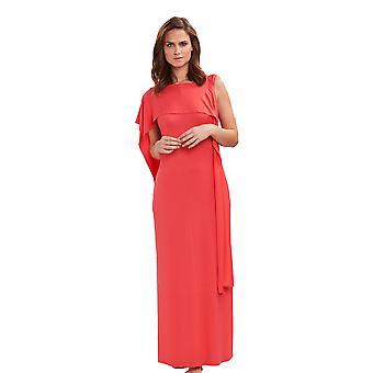 Feraud 3195032-10031 naisten Voyage Coral oranssi ranta mekko