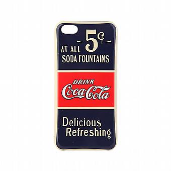 Coca Cola Cases Cover unisex Blue
