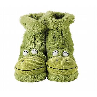 Aroma Home Fun For Feet Novelty Slipper Socks: Frog