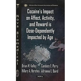 Cocaine's Impact on Affect - Activity & Reward is Dose-Dependently Im
