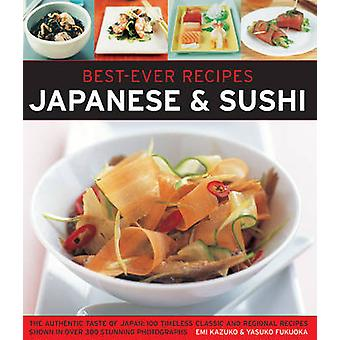 Best-Ever Recipes - Japanese & Sushi - The Authentic Taste of Japan - 10
