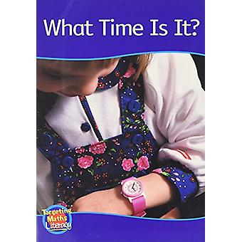 What Time Is It? Reader - Let's Measure by Katy Pike - 9781865099590 B