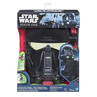 Hasbro Star Wars Rogue One-Death Trooper Electronic Mask Toy