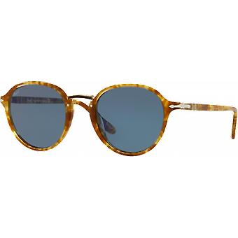 Persol 3184S Medium clear light blue tortoiseshell
