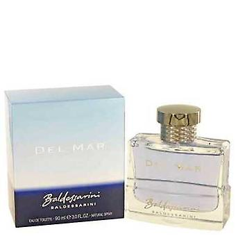 Baldessarini Del Mar By Hugo Boss Eau De Toilette Spray 3 Oz (men) V728-423459