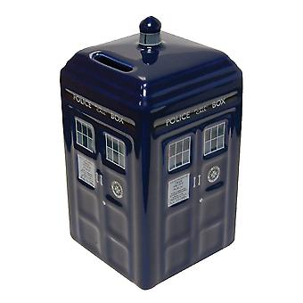 Läkare som TARDIS keramiska Money bank